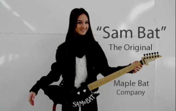 """Sam Bat"" Guitar : episode 1"