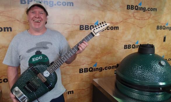 BBQing Guitar