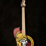 senator custom guitar
