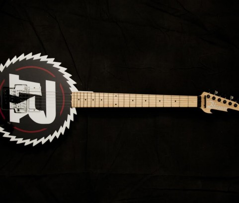 Ottawa Redblacks Guitar