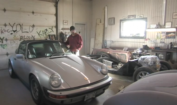 911 Targa Turbo Flare Install Episode 7
