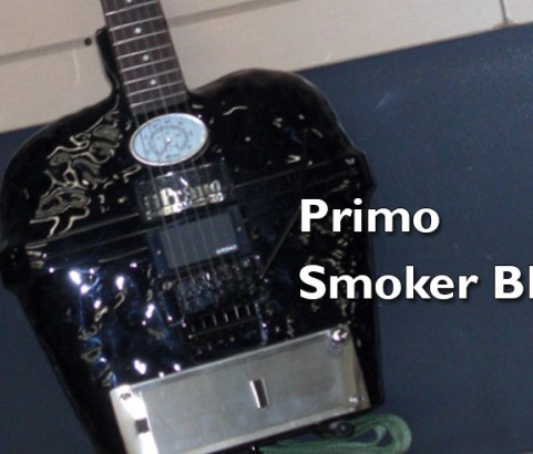Primo Smokers Guitar