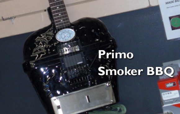 Primo Smoker BBQ Guitar Final Episode