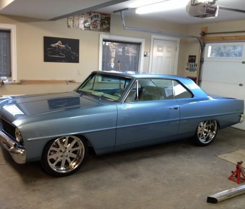 1966 Nova - Full Restoration