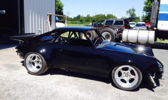 1979 Porsche 911 Turbo - Full restoration